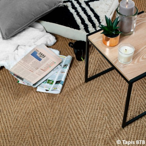 Coco tissage Chevrons - Ambiance