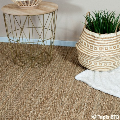 Seagrass tissage Chevrons - Ambiance