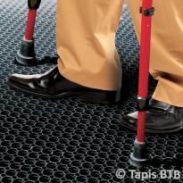 Caillebotis handicape Ambiance